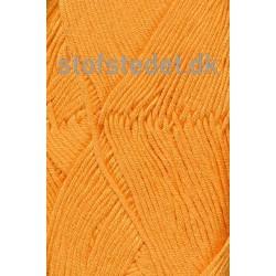 Blend Bamboo-/bomuldsgarn i Orange   Hjertegarn