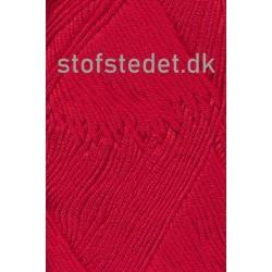 Blend Bamboo-/bomuldsgarn i Rød | Hjertegarn
