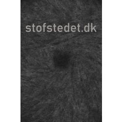 Børstet uld fra Hjertegarn i koksgrå