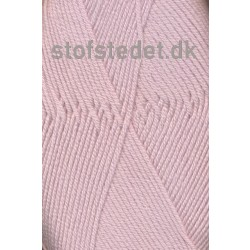 Extrafine Merino 150 i Pudder-rosa | Hjertegarn
