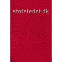Lana Cotton 212- Uld-bomuld i Rød