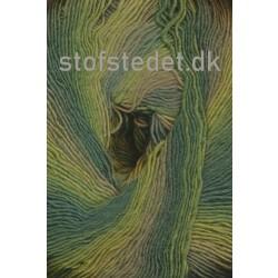 Hjertegarn - Long Colors i grøn, lime, army