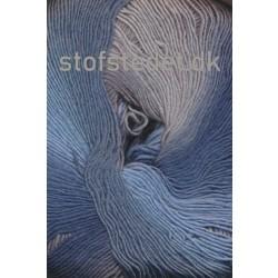 Hjertegarn - Long Colors i denim, blå og grå