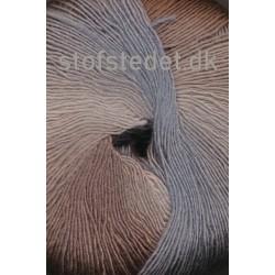 Hjertegarn - Long Colors i brun, grå og sort