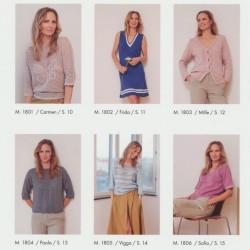 179 Hæfte Dame Classic 6 modeller
