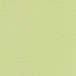 Jersey økotex bomuld/lycra, lysegrøn
