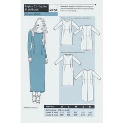 Onion 2073 -Taylor Cut kjoler til strikstof