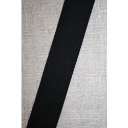 Elastik til undertøj 30 mm. sort
